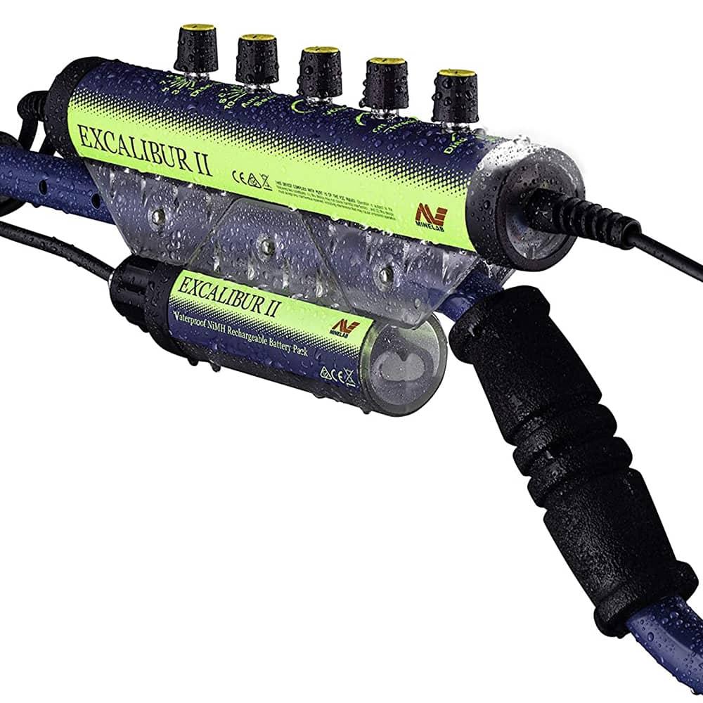 Подводен металотърсач EXCALIBUR II