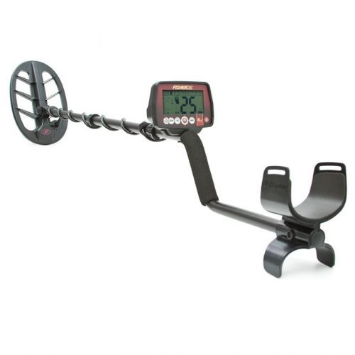Metaldetector Fisher F44 with coil 11DD