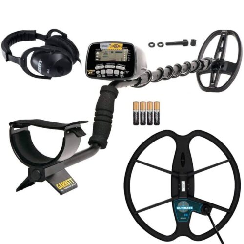 Metaldetector Garrett AT GOLD with coil 33cm Ultimate