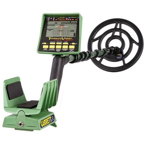 Металотърсач Garrett GTI 2500 standard