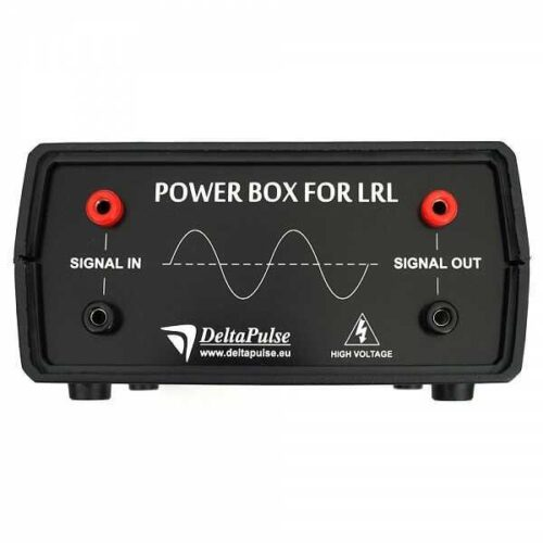 Power box amplifier for DDSL6