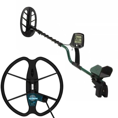 Metaldetector Teknetics T2 classic with coil 33cm Ultimate