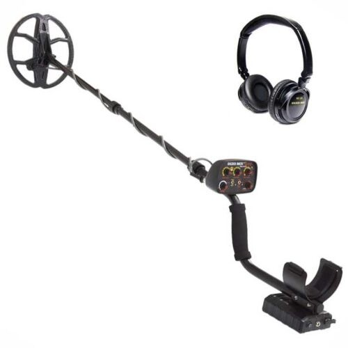 Metaldetector Golden Mask 4WD 8-18Khz wireless headphones