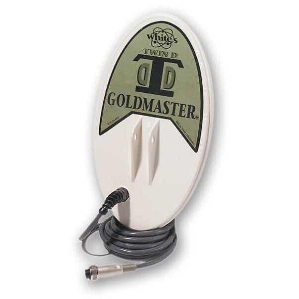 Бобина Whites Goldmaster DD 15х25см (6×10 инча) 50 kHz
