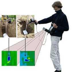 Термо-скенер за търсене на съкровища и аномалии OKM FS Thermoscan