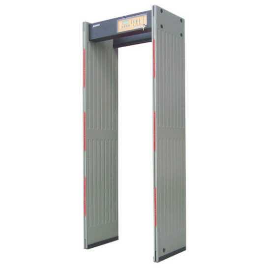 Металдетекторна врата за контрол и проверка за оръжия Ebinger SC900