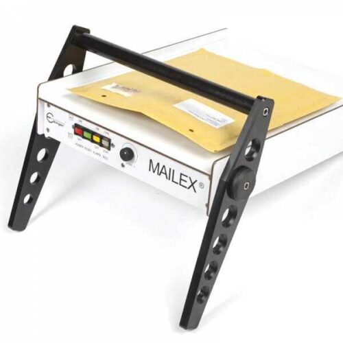 Metal detector security scanner for letters Mailex 10