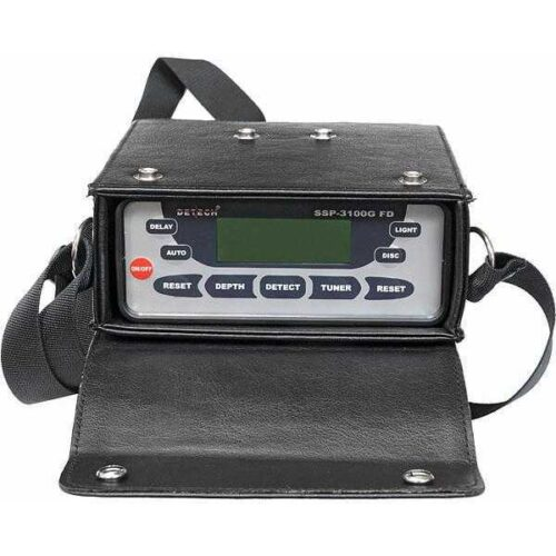 Deep pulse induction detector Detech SSP-3100 Digital Discriminator