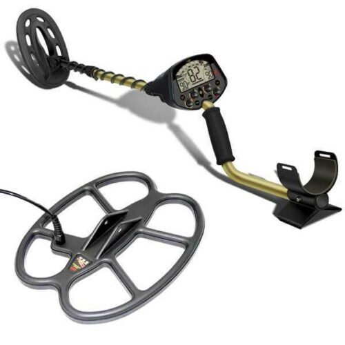 Metaldetector Fisher F5 with coil 30х25cm SEF