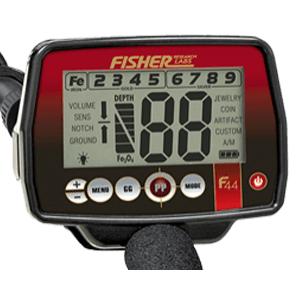 Металотърсач Fisher F44
