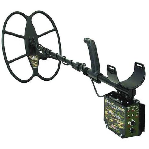 Metal detector Detech EDS RELIC STRIKER 4.8 Khz with SEF 46x38cm