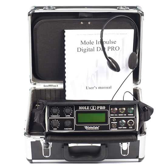 Дълбочинен детектор с дискриминация Impulse Digital DD Pro