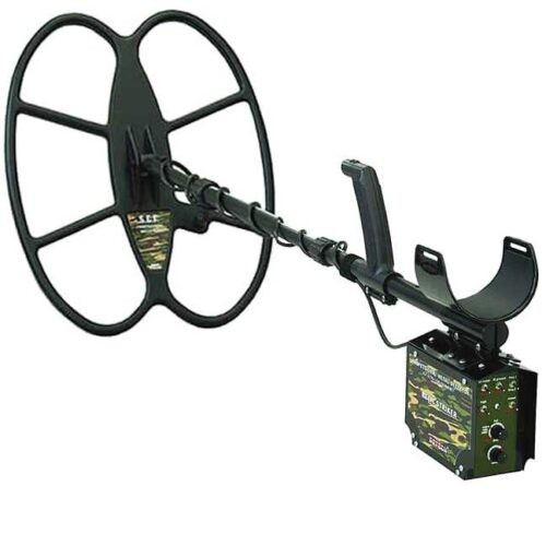 Metal detector Detech EDS RELIC STRIKER 4.8 Khz with 53х43cm