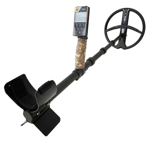 Metaldetector XP ORX V5 X35 with 28cm + carbon handle + Remote
