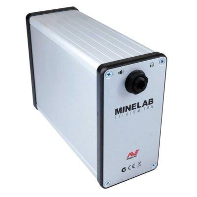Металотърсач за злато Minelab GPX 5000 с 2 сонди и 15″ Spiral DD