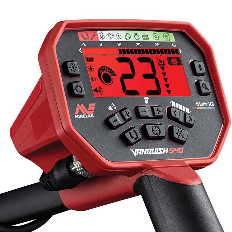 Metal detector Minelab Vanquish 540