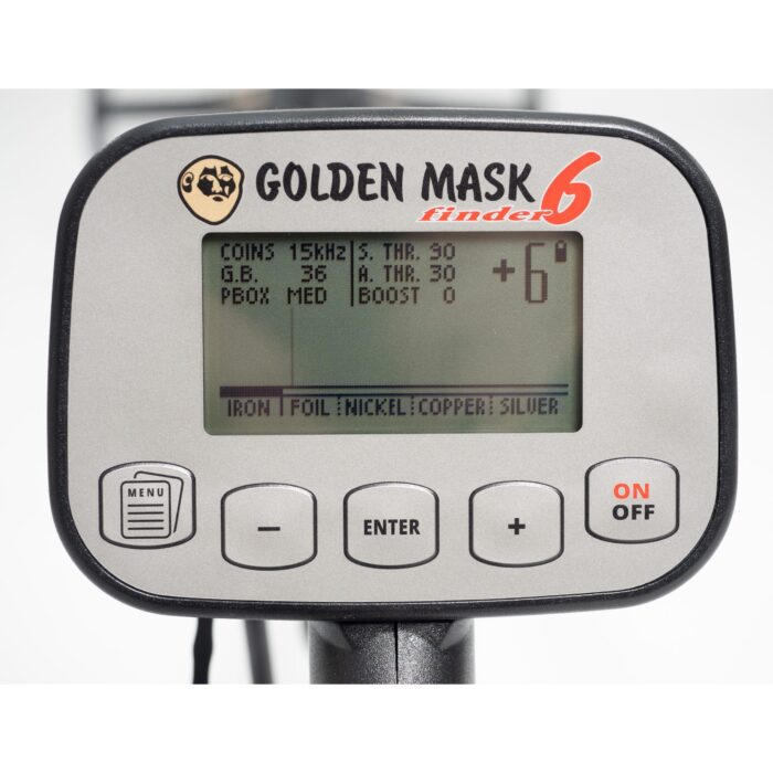 Металотърсач Golden Mask 6 LITE