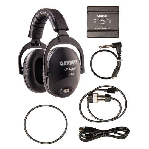 Безжични слушалки Garrett MS-3 Z-Lynk Wireless Kit