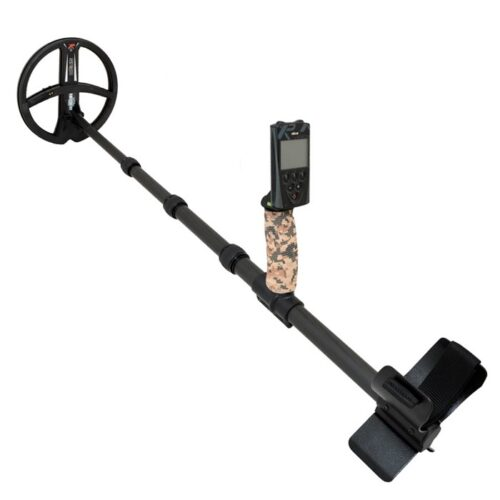 Metal detector XP DEUS V5 X35 with 22.5cm + carbon handle + Remote