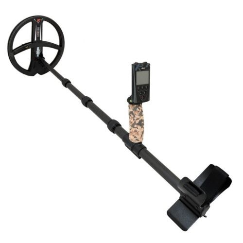 Metal detector XP DEUS V5 X35 with 28cm + carbon handle + Remote