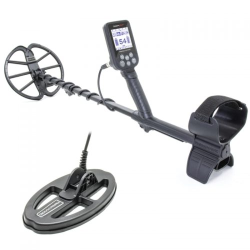 Metaldetector Nokta Makro Simplex+ (Plus) with coil 24x13cm