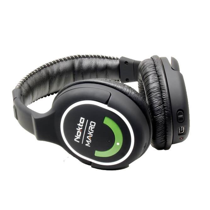 Nokta Makro Simplex+ WHP с безжични слушалки и Pinpointer