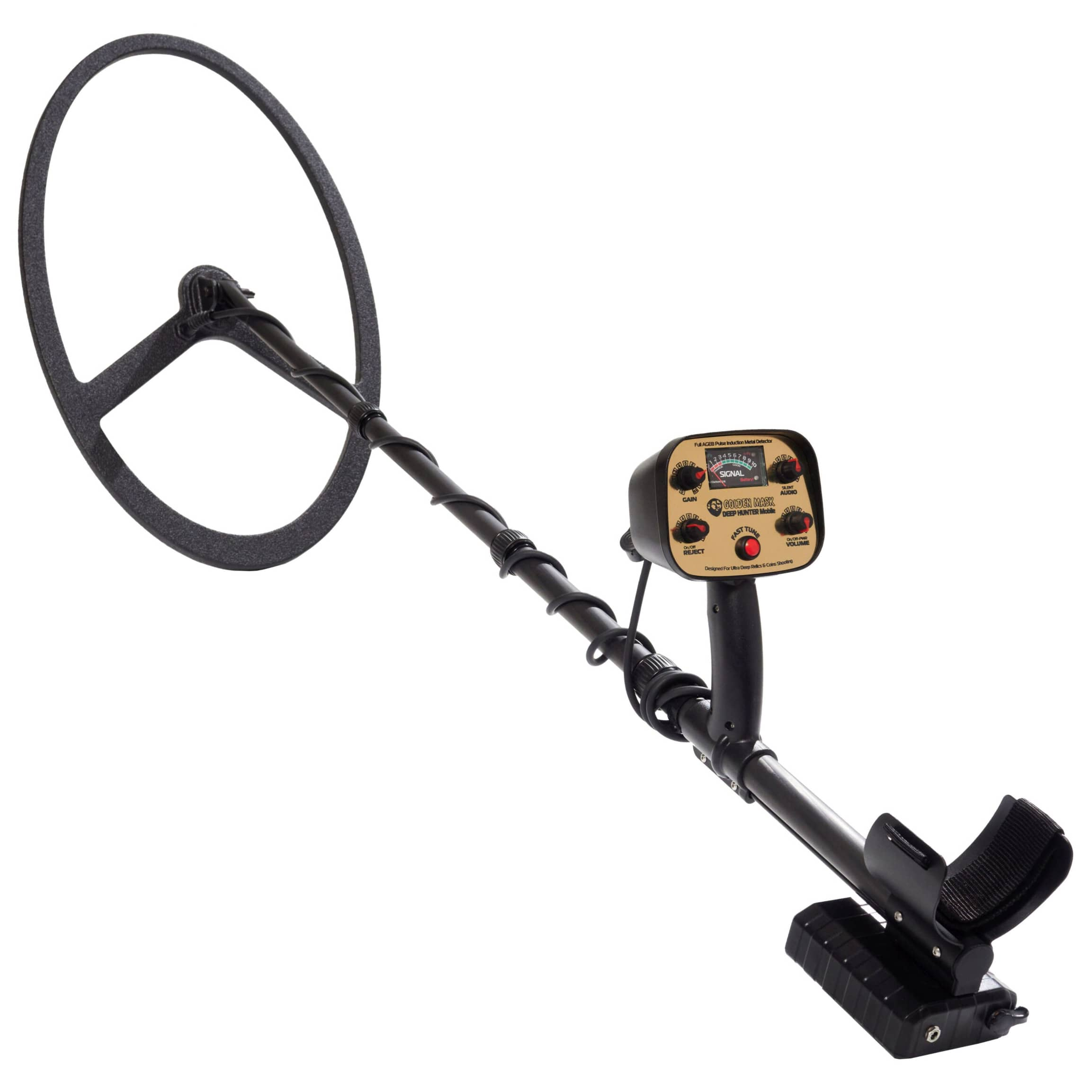 Metal detector Golden Mask Deep Hunter Mobile 38x58cm
