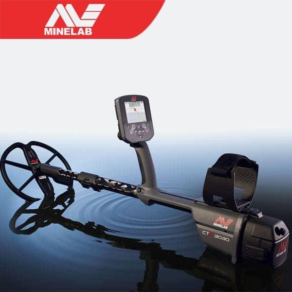 Metaldetector Minelab CTX3030 + 17″ coil